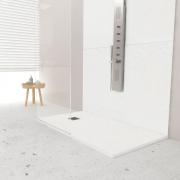 Plato de ducha ONIX blanco