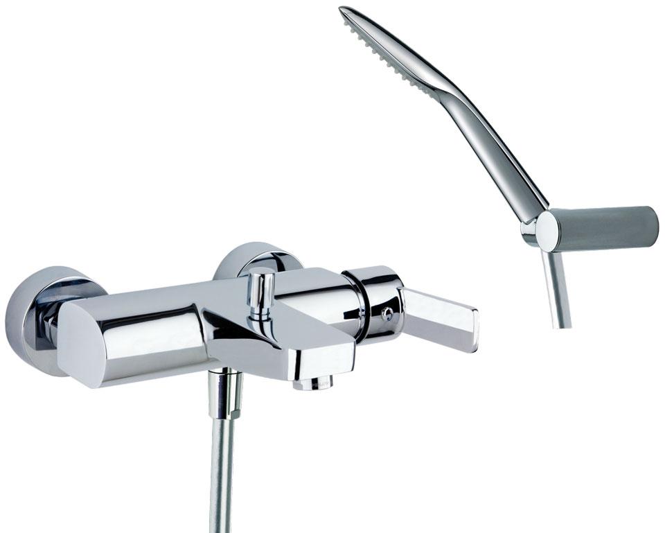 Grifo baño - ducha con monomando