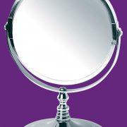 Espejo aumento sobremesa