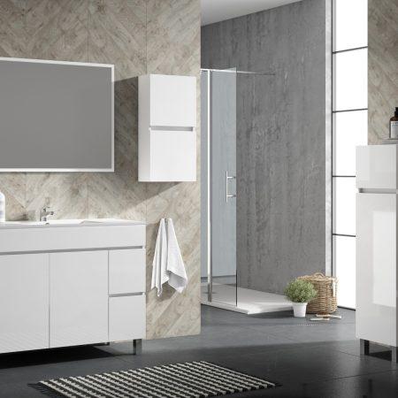 Composicion mueble de baño OPORTO