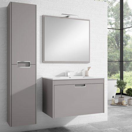 Mueble de baño SERIE SOFIA MATE