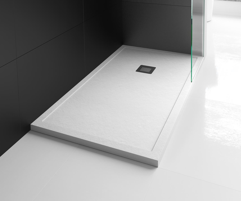 Plato de ducha de resina LIMIT