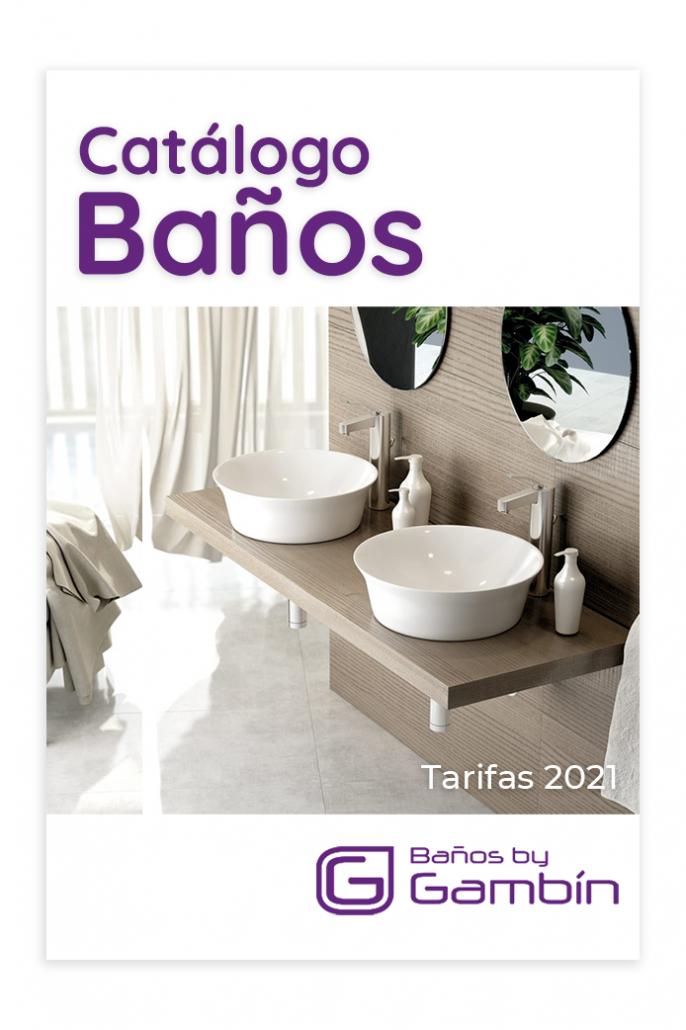 catalogo 2021 banos by gambin